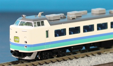 TOMIX [98665] JR 485系1000特急電車(上沼垂色) 6両セット (Nゲージ 動力車あり)