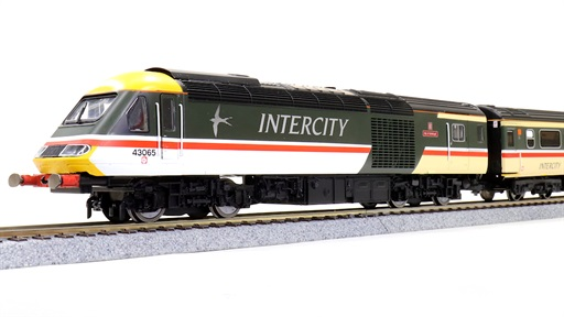 HORNBY [R3944+R40002,3,4,5] BR InterCity Class43 HST Swallow 10輌セット (OO 1/76 16.5mmゲージ 動力車あり)